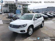2015 Volkswagen Tiguan Highline  - Certified - $193.37 B/W