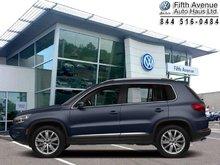 2015 Volkswagen Tiguan Comfortline  - Certified - $164.59 B/W