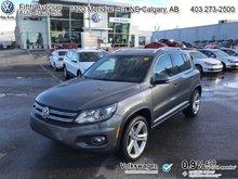 2015 Volkswagen Tiguan Highline  - Certified - $150.20 B/W