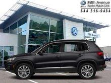 2015 Volkswagen Tiguan Comfortline  - Certified - $175.38 B/W