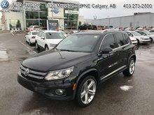 2015 Volkswagen Tiguan Highline  - Certified - $182.58 B/W