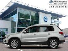 2015 Volkswagen Tiguan Highline  - Certified - $171.78 B/W