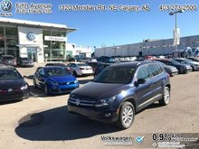2017 Volkswagen Tiguan Wolfsburg Edition  - Certified - $185.00 B/W