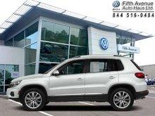 2017 Volkswagen Tiguan Highline  - Certified - $240.13 B/W
