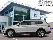 2018 Volkswagen Tiguan Trendline  - $219.28 B/W