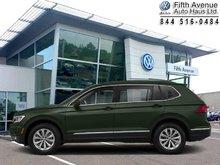 2018 Volkswagen Tiguan Comfortline 4MOTION  - $239.16 B/W