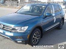 2018 Volkswagen Tiguan Comfortline 4MOTION  - $236.88 B/W