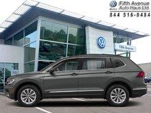 2019 Volkswagen Tiguan Comfortline 4MOTION  - Sunroof - $265.78 B/W