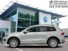 2014 Volkswagen Touareg 3.0 TDI Execline  - Certified - $312.07 B/W