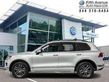 2017 Volkswagen Touareg Execline  - Navigation - $424.03 B/W