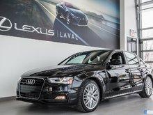 2016 Audi A4 Quattro-Komfort plus S-Line