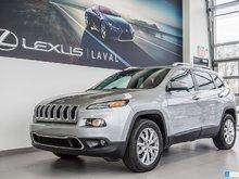 Jeep Cherokee Limited / Toit Panoramique / Navigation et plus! 2015