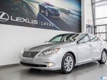 Lexus ES 350 PREMIER VERS. DANS 3 MOIS* 2012