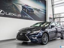 2016 Lexus ES 350 Navi-Camera-Taux a compter de 1.9%