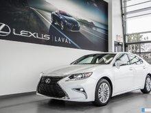 2017 Lexus ES 350 CAMÉRA - CUIR - TAUX À COMPTER DE 1.9%