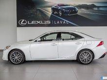 Lexus IS 250 Luxe-GPS-BSM-Volant Chauffant-Siège Mémoire 2014