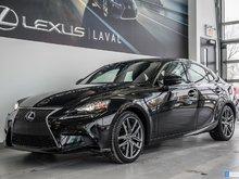 Lexus IS 250 AWD / F-Sport / Cuir / Sièges chauffants 2015