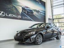 Lexus IS 300 S-SPORT 2 *TAUX À COMPTER DE 1.9% * 2017