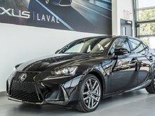 Lexus IS 300 F-SPORT 2 / GPS / CAM / CUIR / TOIT 2017