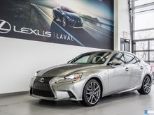 Lexus IS 350 F-Sport-Navi-Taux a compter de 0.9% 2015