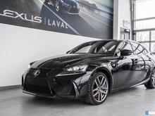 2017 Lexus IS 350 F-Sport 3 / Navi / Taux a compter de 1.9%