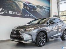 2016 Lexus NX 200t F-Sport 2- Navigation- Camera-Cuir et +