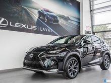 2017 Lexus NX 200t F-Sport 1 - Taux à compter de 1.9%