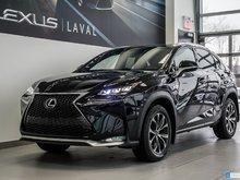 Lexus NX 200t F-Sport 2 / GPS / CAMERA / CUIR 2017