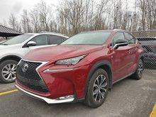 2017 Lexus NX 200t F-SPORT 2 / GPS / Taux a compter de 1.9%