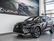 2018 Lexus NX F-sport 3 - Taux à compter de 1.9%