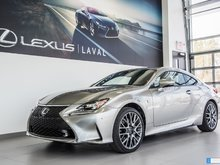 2016 Lexus RC 350 F-Sport 2 Taux a compter de 0.9%