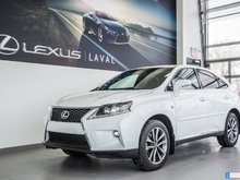 2015 Lexus RX 350 F-Sport 2 / Navigation / BSM / Mark Levinson et +!