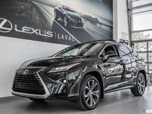 2016 Lexus RX 350 LUXE + NAVIGATION +CAMÉRA + CUIR