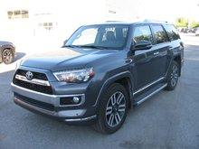Toyota 4Runner LIMITED-4X4-Navigation-Cuir 2015
