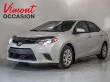 2014 Toyota Corolla LE+A/C+GR ELEC+CAMERA RECUL+SIEGES CHAUFFANTS