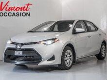 Toyota Corolla LE TOYOTA SAFETY SENSE CAMERA RECUL 2017