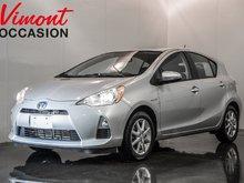 Toyota Prius C TECHNOLOGIE+NAV+ MAGS+ SIÈGES CHAUFFANTS 2014