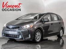 Toyota Prius v MAGS CAMERA DE RECUL 2015