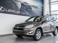 Toyota RAV4 LIMITED / NAVIGATION / AWD 2011