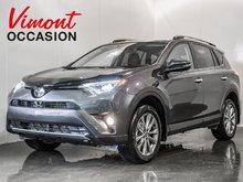 Toyota RAV4 AWD+LIMITED+JBL+NAV+CUIR+TOIT 2017