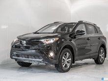 2018 Toyota RAV4 XLE - 2000$ D'OPTIONS