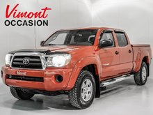 2008 Toyota Tacoma SR5 DOUBLE CAB MARCHE PIED MAGS DEMARREUR