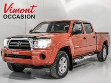 2008 Toyota Tacoma 2008+4WD+A/C+GR ELEC COMPLET+MARCHE PIED+DEMARREUR