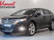 Toyota Venza AWD+XLE+CUIR+TOIT PANORAMIQUE+SIEGES CHAUFFANTS 2014