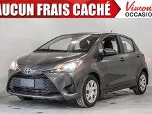2018 Toyota Yaris Hatchback 2018+HB+LE+A/C+CAMERA RECUL+SIEGES CHAUFFANTS