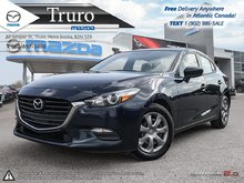 2017 Mazda Mazda3 $62/WK TAX IN! AUTO! A/C! ONE OWNER! WARRANTY!