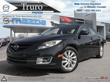 Mazda Mazda6 $49/WK TAX IN! GT! LEATHER! BOSE SOUND! NEW TIRES! 2011