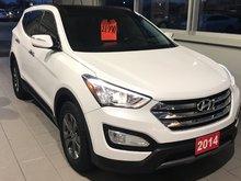 2014 Hyundai Santa Fe Sport 2.4L AWD Luxury