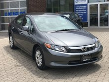 2012 Honda Civic Sdn LX - NEW ARRIVAL! **Bi-Weekly Payment $88.63**