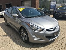 2015 Hyundai Elantra GLS **Bi-Weekly Payment $135.29**